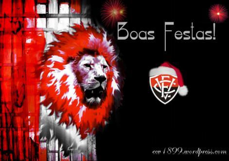 O Blog ECV 1899 deseja a nação rubro negra um Feliz Natal e um Próspero Ano  Novo!  75f8ae6022026